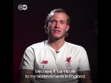 Now Loris Karius has won the German Football Ambassadoraward!