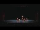 14. Frame up strip choreo