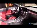 2019 Mercedes AMG C Class Cabriolet - Exterior Interior Walkaround - Debut 2018 New York Auto Show
