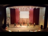 Соревнования по танцевальной аэробике среди дошкольных учреждений.