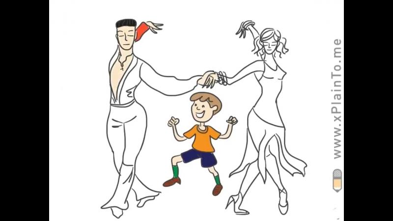 Танго с алиментами (Семейное право)