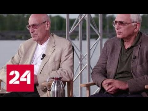 Карен Шахназаров и Армен Медведев о тенденциях современного российского кинематографа - Россия 24
