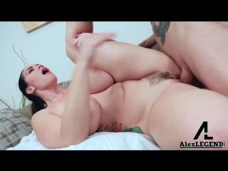 Alison Tyler - Porno, Brunette, Big Tits, Straight