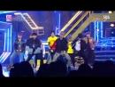 180104 Выступление Wanna One c BOOMERANG(부메랑) на SBS Inkigayo.