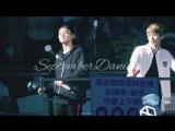 [FANCAM] 180210 EXO - Don't Go (Chen & Baekhyun focus) @ The ElyXiOn - in Taipei D-1