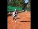 Lobster помощник на теннисном корте