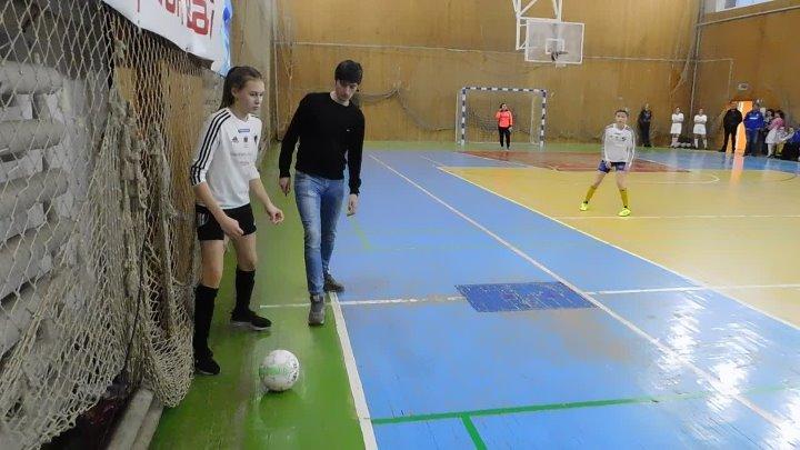 11.11.2018 Футбол Искра 2 - Норвегия, дс Строитель ч.1