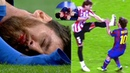 Самые страшные травмы в футболе 2018. Ужасы футбола - Переломы и травмы
