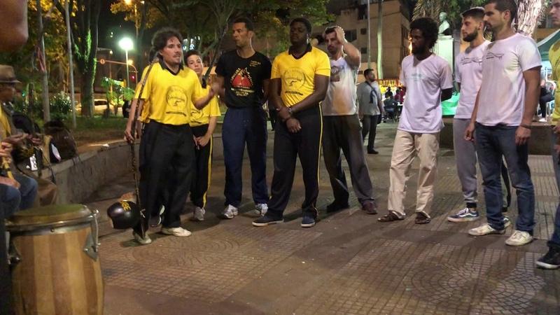 UNICAPOEIRA: Mestres Jô, Polêmico, Amorim, Galão e Caramujo. IMG_8902. 67,7 MB. 19h19. 31out18. 01