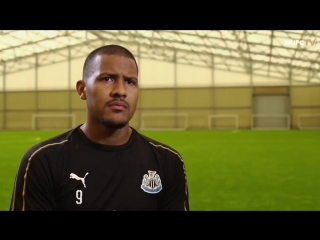 @salorondon23 has been talking targets, Tottenham and more today. - - Watch his interview on NUFC TV now