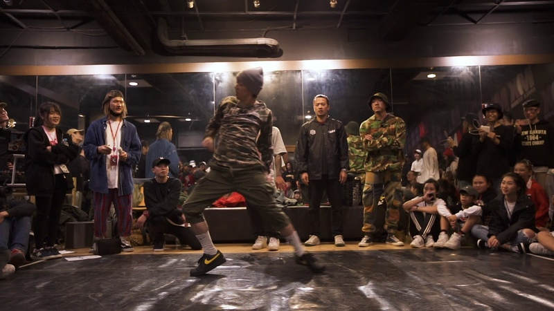 Akihic☆彡 (From Tokyo) JudgeMove | Mix 10 5屆 Hiphop 1on1 Battle