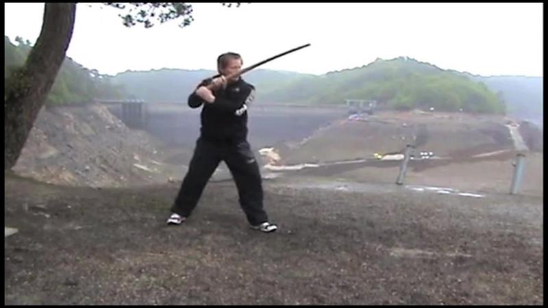 Arts Martiaux Souples - Bokken - Aiki Kenjutsu