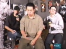 Linkin Park clips from _The Tom Green Show_ hosts on _All Things Rock_