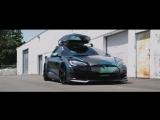 Tesla Model S Signature Customs Vossen Hybrid Forged HF-1 Wheels