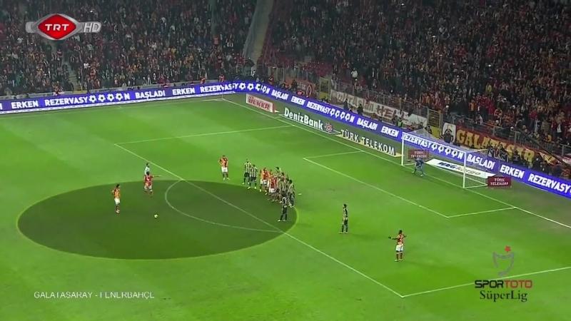 Galatasaray Fenerbahçe 2 1 2012 13