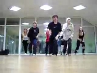 Janet Jackson - Thats The Way Love Goes - ParadoX crew - choreography by AC'e