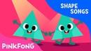 Dancing Shapes   Shape Songs   PINKFONG Songs