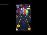 Геймплей игры Человек-паук от комании Gameloft играю в акции!
