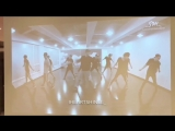 SHINee Married To The Music dance practice