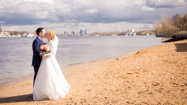Свадьба в Москве Александра и Юлии