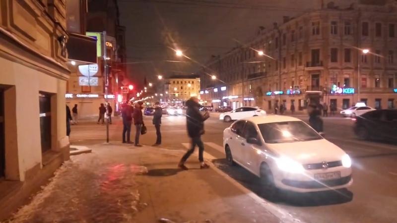 Нападение на таксиста 24.02