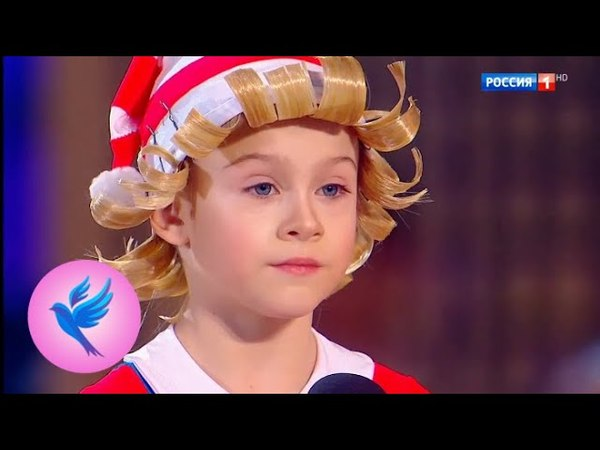 Даша Заец (Тула) А. Рыбников, попурри на темы из т/ф Приключения Буратино. Синяя птица 2018