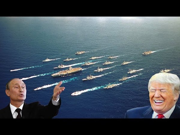 Авианосная группа ВМС США из 10 кораблей движется к берегам Сирии.