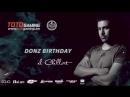 DONZ Birthday