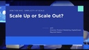 TIDE NYC 2018: Scale Up or Scale Out