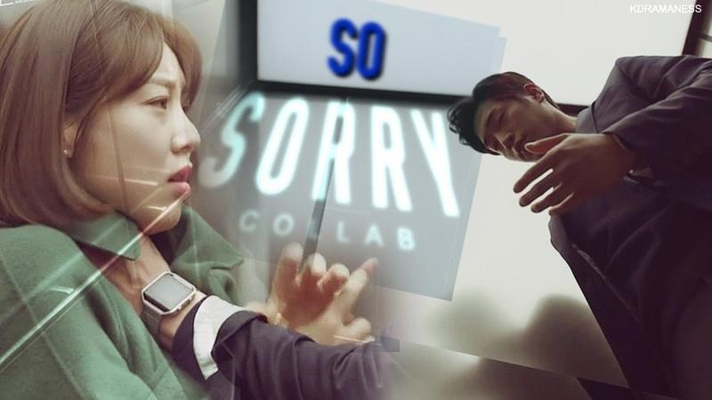 S o S o r r y Asian drama B-day Collab no. 2