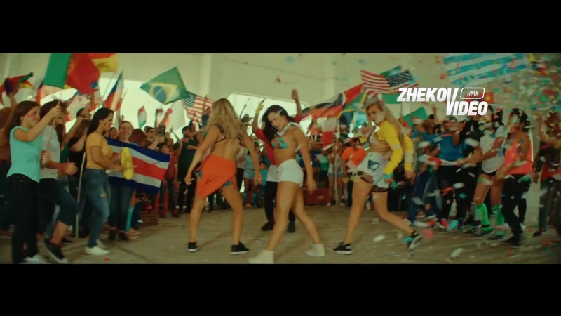 J. Balvin Michael Brun - Positivo (Dance Mix) Eugene Zhekov Video Edit 2018