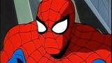 Культовый мультфильм. Сорвиголова против Человека-паука Daredevil vs. Spider-Man (1994, Мультфильм, фантастика, боевик)