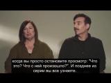 Тони Графиа и Мэтт Робертс о финальной серии 3 сезона RUS SUB