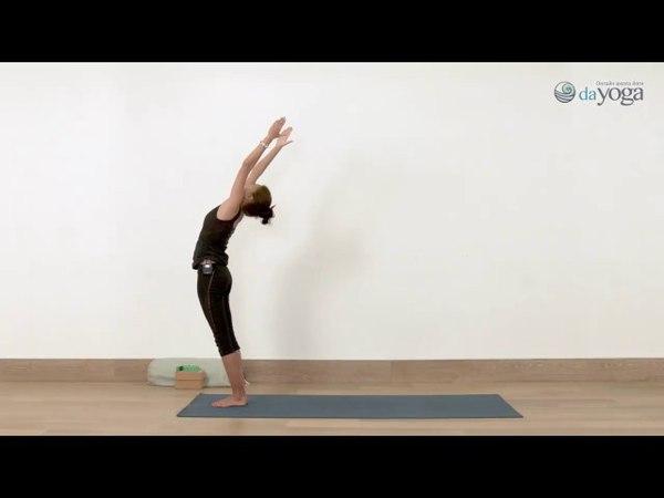 Урок 5 Проработка плечевых суставов Юлия Сафронова онлайн йога видео