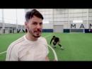 F2Freestylers Ultimate Soccer Skills Channel RAHEEM STERLING VS F2FREESTYLERS *INSANE SKILLS*