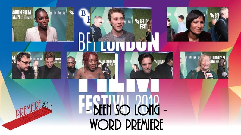 Been So Long – Premiere interviews – Michaela Coel, George MacKay, Tinge Krishnan