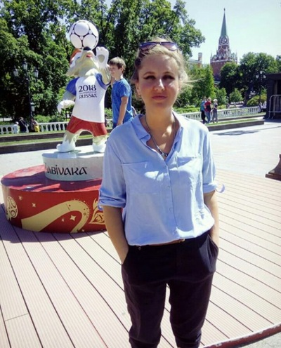 Марина Кортунова
