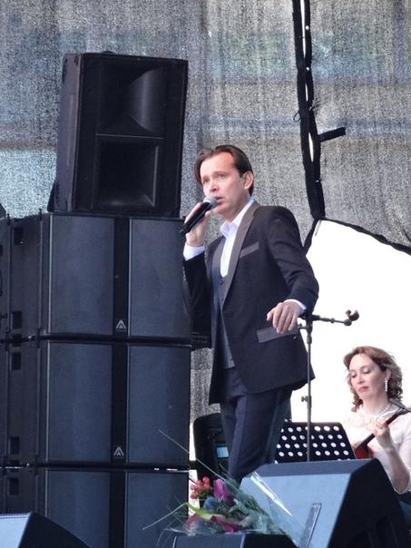 9 июня 2018 г, Концерт, посвященный Дню России, Парк Вингис, Вильнюс, Литва DoGT9iAdY04