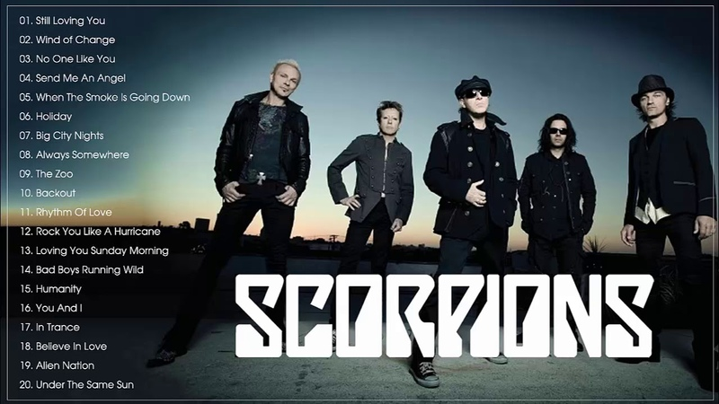 The Very Best Songs Of Scorpions Playlist (HQ)