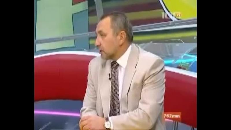 Интервью с изобретателем криосауны! Канал 100ТВ