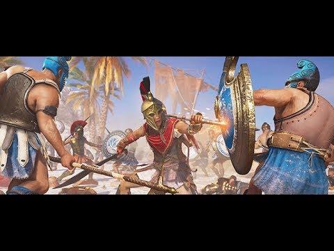 Assassin's Creed Odyssey разработчики поделились новыми подробностями и посвятили очередное видео
