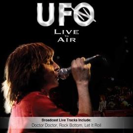 UFO альбом Live To Air