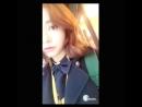 Mun jihyo pre-debut