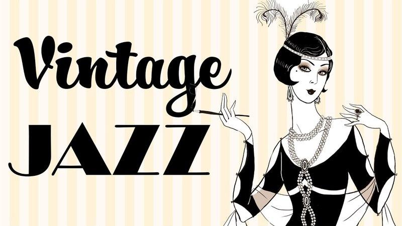 Vintage Café - Retro Lounge Jazz Instrumental Music / Magical 20's