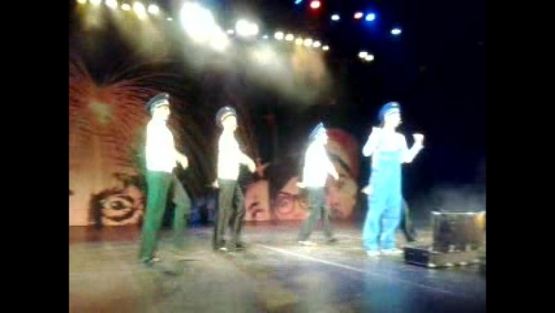 театр Буфф, спектакль Во сне и наяву