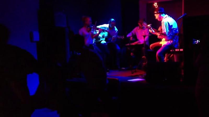 JAP ЗаМАНУШ Live Jazz Dancing (2) Lebowski Bar 1006
