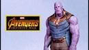 AVENGERS INFINITY WAR Kalyn VFX Render - Thanos 2018 Marvel