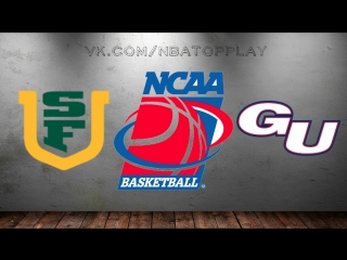 San Francisco Dons vs Gonzaga Bulldogs   05.03.2018   WCC Championship   Semifinal   NCAAM 2017-2018
