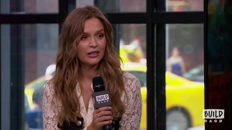 Josephine Skriver Talks About Victorias Secret New Line, Body By Victoria Bra