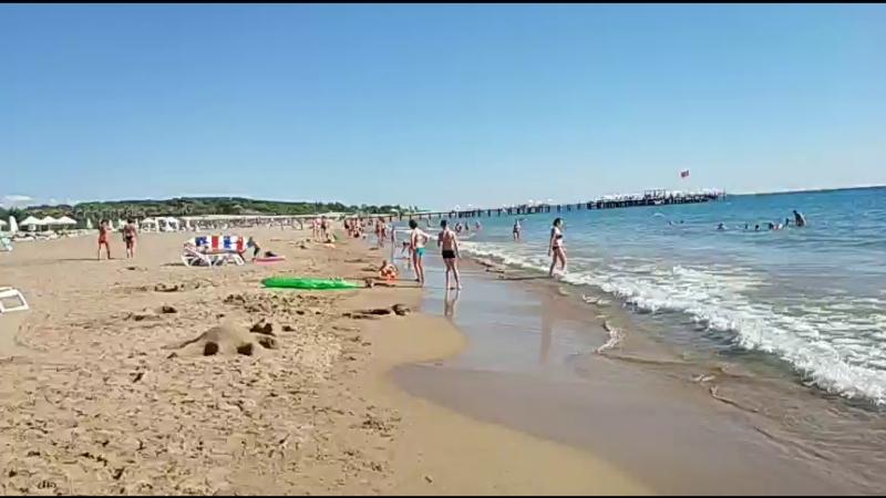Сейчас Анталья-температура воздуха: 30°C, морская вода 27.5ü °C